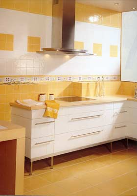 k chenfliesen serie 815. Black Bedroom Furniture Sets. Home Design Ideas